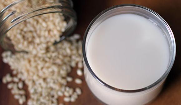 Beneficios de la leche de arroz para los musculos