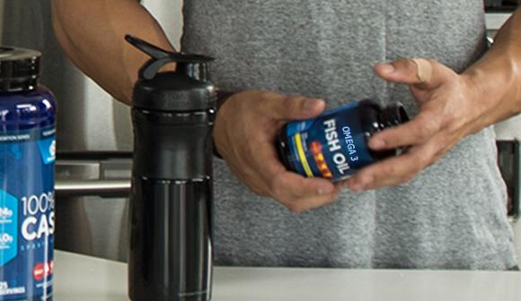 La importante relacion de los omega 3/6 y el higado
