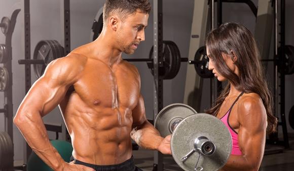 Cuatro razones para entrenar en pareja