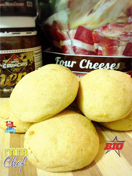 Recetas, fit, fitness, healthy, salud, pan, queso, pan de queso