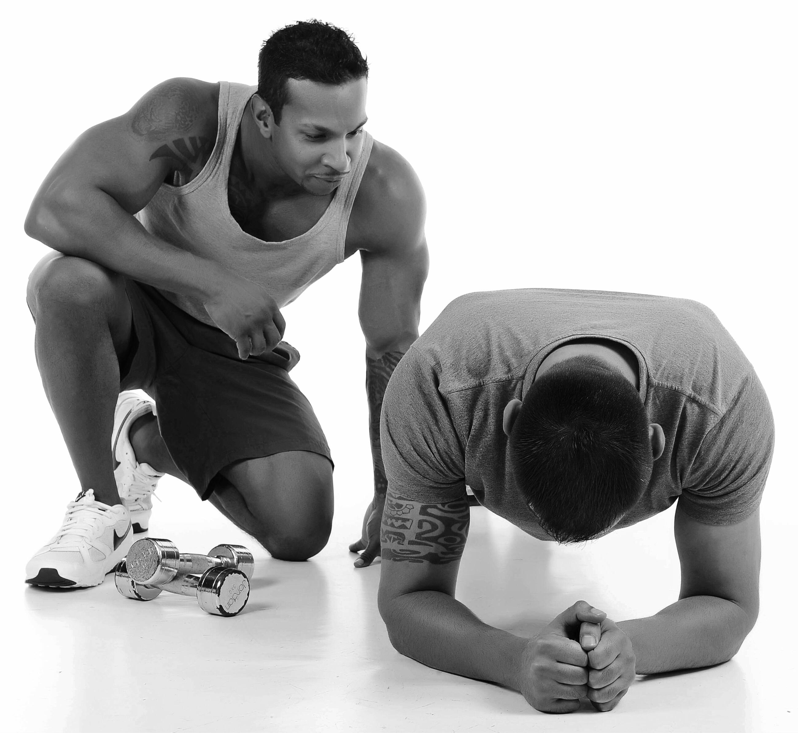 Consejos para principiantes en entrenamiento con pesas