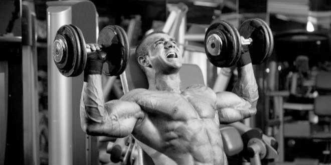 ¿Drop Sets para ganar masa muscular?
