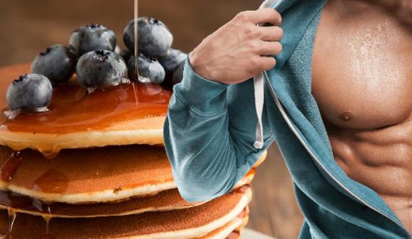 Construcción Muscular, Quema de Grasa … Pancakes ?