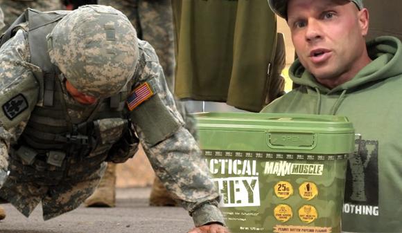 Entrena como soldado, pero no olvides comer bien