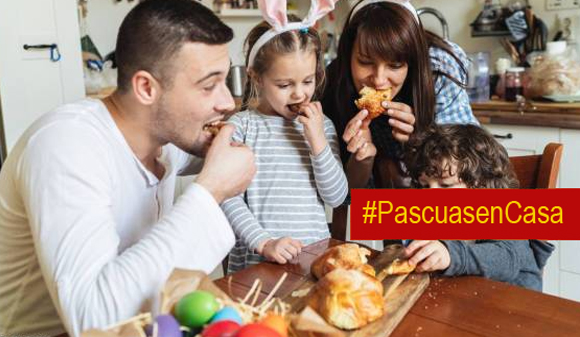 Pascua Española en Casa !!!