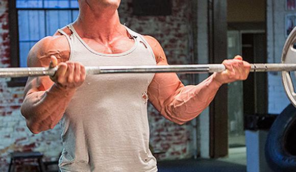 Músculos, ¿sientes que los pierdes en época de definición?