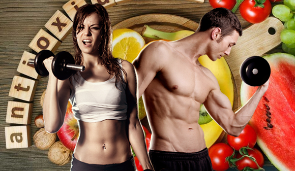 Mejora tu rendimiento con antioxidantes
