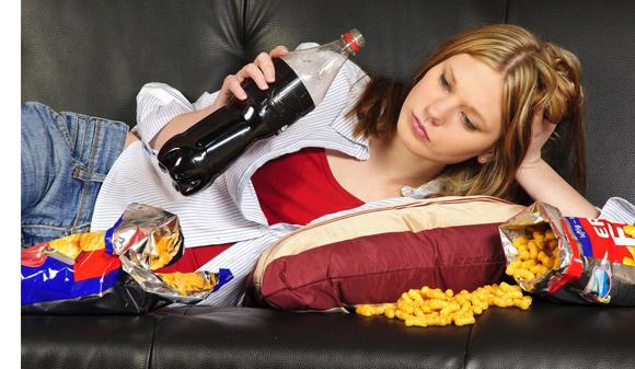 Cómo dejar de comer estrés cuando te quedas en casa