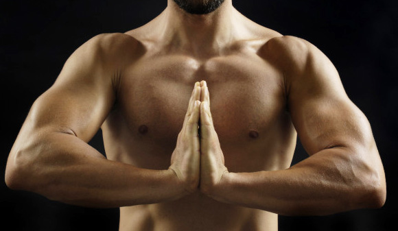 La meditación protege contra el agotamiento.