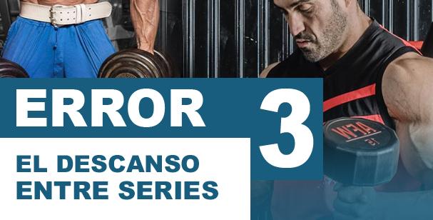 Los errores que cometes al entrenar por Raúl Carrasco