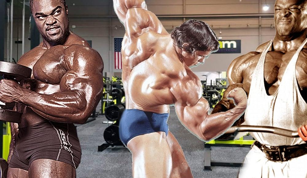 """cómo hacer crecer tus músculos"""" no lo lograrás"""