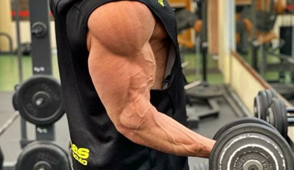 Cómo se produce la hipertrofia muscular