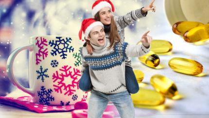 Cómo desarrollar la desintoxicación en Navidad