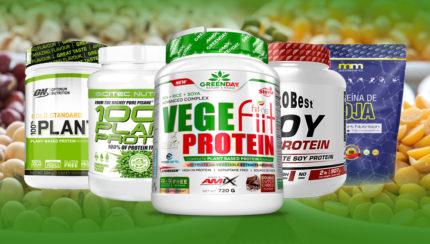 Las mejores 5 proteínas vegetales del 2021