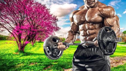 Los hábitos y suplementos para primavera