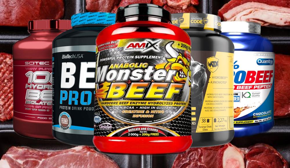 Las 5 mejores proteínas de carne del 2021