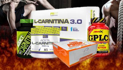 Las 5 mejores L-Carnitina del 2021