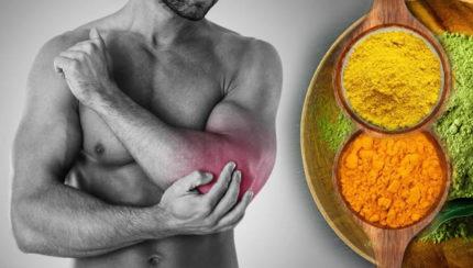 Los mejores antiinflamatorios naturales para el deportista