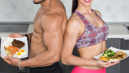 La nutrición para evitar perder músculos en definición