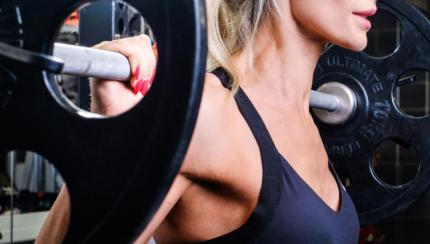 Las etapas de entreno para mujeres