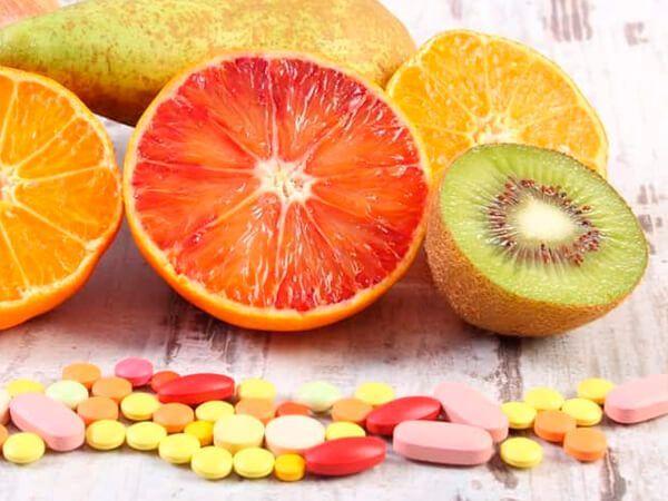 Vitaminas y Minerales Fitness
