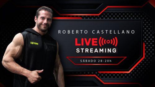(28 NOV a las 20h) DIRECTO DE ROBERTO CASTELLANO para miembros del Club