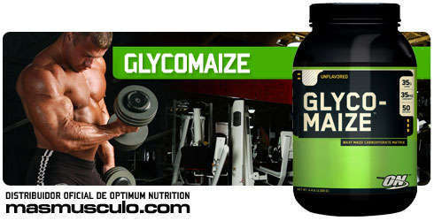 Optimum Nutrition - GLYCOMAIZE
