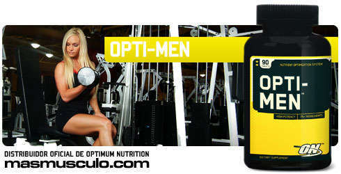 Optimum Nutrition - OPTI MEN