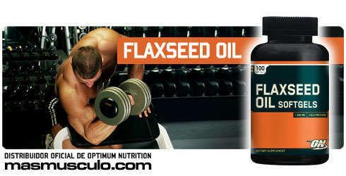 Optimum Nutrition -  Flaxseed Oil