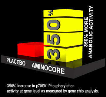 Aminocore vs Placebo