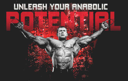 Unleash your anabolic POTENTIAL
