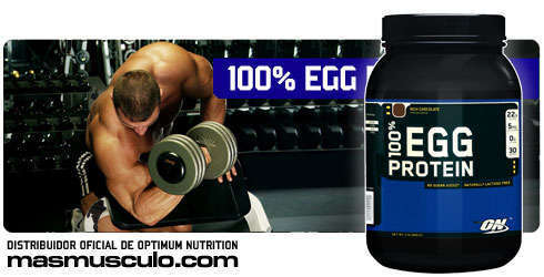 Optimum Nutrition - 100% EGG PROTEIN