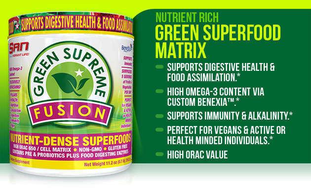 SAN Nutrition