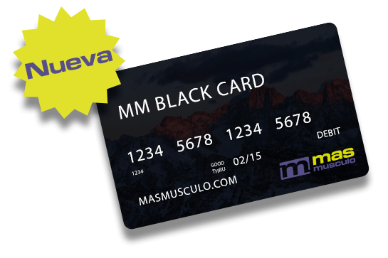 MM Black Card