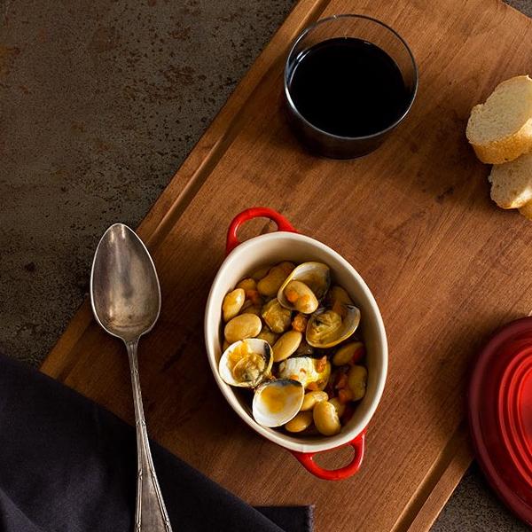 Men bajo en calor as de miplato en comida preparada de - Calorias alubias cocidas ...