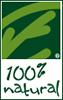 Logo 100%Natural