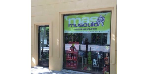 MASmusculo Madrid