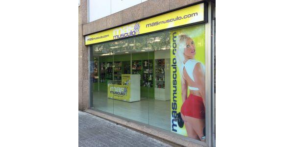 MasMusculo Barcelona Tarradellas
