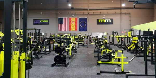 MM Fit Granada - MASmusculo Gym